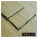 suelo del PVC del suelo del vinilo del tecleo de 4mm/5m m grande
