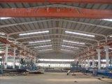 Grande magazzino della struttura di Spansteel di disegno d'acciaio chiaro della costruzione