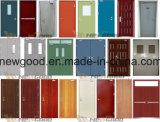 BS476 : La porte en bois d'épreuve d'incendie 22, allument la porte en bois évaluée