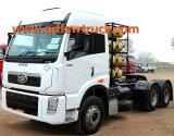 Nuevo J5p 60-80 carro del alimentador de la tonelada de FAW