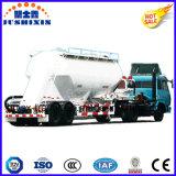 ISO CCC одобрил муку 3 осей вертикальные/цемент/трейлер топливозаправщика Transporator зерна материальный Semi