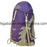 Sports campants imperméables à l'eau extérieurs professionnels augmentant le sac à dos de sac