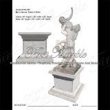 Marmeren Standbeeld Mej.-287 van Metrix Carrara van het Standbeeld van het Graniet van het Standbeeld van de Steen van het Standbeeld