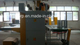 Double de alta velocidade Servo Box Stitching Machine para Corrugated Carton