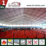 Гигантская ширина пяди структуры 50m шатра шатёр для проверять обеспеченности