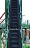 Elevator BucketのためのHoles UsedのサイドウォールConveyor Belt中国製