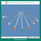 처분할 수 있는 척추 바늘 또는 경막외 바늘 또는 빵꾸 바늘 (14G-27G)