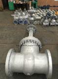 Dn450 PN64 Motor moldeada controlada de acero Válvula de compuerta (Z941Y-DN450-64C)