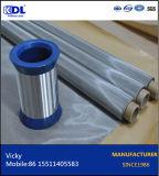 Фильтровать нержавеющей стали и сплетенная фильтром ткань провода