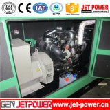 본래 Perkins 1103A-33tg1 엔진 50kVA 물로 냉각된 디젤 엔진 발전기 힘