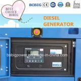 100kw 125kVA leiser schalldichter beiliegender Generator mit Nantong Motor 6135ad