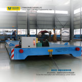 La bobina di cavo ha alimentato il camion motorizzato di trasferimento della guida che tratta il rimorchio per l'industria