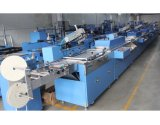Печатная машина экрана ярлыка хлопка автоматическая для сбывания (SPE-3000S-5C)