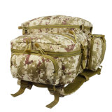 50L MilitärMolle kampierender Rucksack-taktischer kampierender wandernder Arbeitsweg-Beutel im Freien