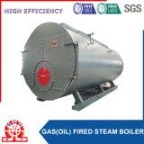 Natürlicher Zirkulations-Feuer-Gefäß-Öl-Gas-Doppelkraftstoff-Dampfkessel