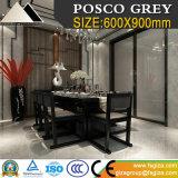 mattonelle di pavimento bianche lustrate rustiche del granito della porcellana di 600X600mm (W1S69001)