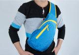 기울어지는 어깨에 매는 가방, 방수 책가방이 옥외 여가에 의하여