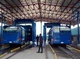 Surtidor automático de la máquina de la colada del omnibus para transportar proyecto de la colada