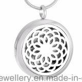 Het Medaillon van het Parfum van de Essentiële Olie van de Verspreider van het Ontwerp van Lotus