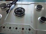 Rivestimento del comitato dell'acciaio inossidabile della stufa di gas della strumentazione della cucina (JZS7508)