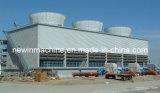 Kraftwerk-industrieller Kühlturm