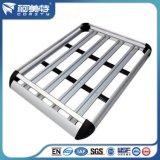 Perfil de aluminio universal del estante de equipaje de la azotea del coche para el vehículo de Diefferent