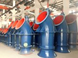 양식 새우 농장을%s 디젤 엔진을%s 가진 축 교류 바닷물 펌프