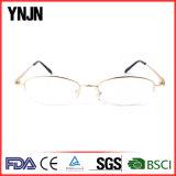 Рамка стекел золота высокого качества Ynjn Semi-Rimless Unisex (YJ-J7868)