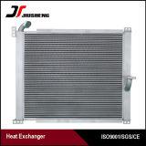 Réfrigérant à huile en aluminium d'ailette de plaque de la Chine pour Hyundai