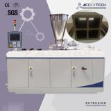 WPC PVC戸枠の生産ライン