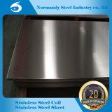 Feuille d'acier inoxydable de fini du Ba 201 pour la construction et la décoration de vaisselle de cuisine