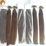Oferta de fábrica Virgin Remy Hair Pre Bonded Human Hair
