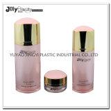 60ml金属のばねの高品質のピンクの装飾的なローションポンプびん