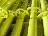 Échafaudage galvanisé de Ringlock d'IMMERSION chaude avec la bonne qualité et le prix