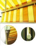 ظلة قابل للانكماش مع قطرة شاشة