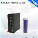 Perseguidor do GPS sem tâmara do cartão de SIM que registra o perseguidor de Bluetooth