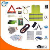 Kit Emergency di assistenza del bordo della strada dell'automobile Premium con i cavi di ponticello