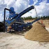 기계를 세척하고 재생하는 고주파 모래