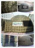 Militaire Koepel van de Tent van de Iglo van de camouflage de Opblaasbare