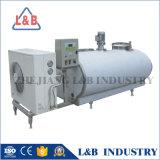 Tanque refrigerar de leite do aço inoxidável de preço de fábrica para a exploração agrícola de leiteria