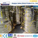 Fabricante laminado en caliente al por mayor de la bobina del acero inoxidable 301 con las existencias