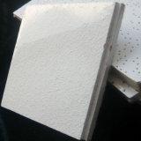 Mit hoher Schreibdichte Feuer-Beweis-akustische Mineralfaser-Decke (verschiedene Auslegungen)