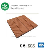 Suelo incombustible/Decking de WPC DIY