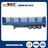 50 тонн трейлера груза коль емкости нагрузки Multi общего назначения
