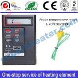 Termocople K - Pulsar el termómetro Tes - 1310 del vino del cristal líquido