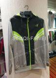 Lazer Vestuário desportivo Ternos de pista em homem Sport Hooides com calças compridas Fw-8645