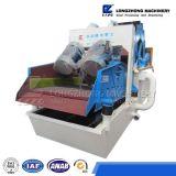 Usine de lavage de lavage de gravier d'usine de gravier de sable