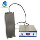 Paquete ultrasónico sumergible del transductor de las piezas impermeables