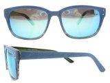 Солнечные очки итальянских солнечных очков ацетата Handmade поляризовыванные с Ce и УПРАВЛЕНИЕ ПО САНИТАРНОМУ НАДЗОРУ ЗА КАЧЕСТВОМ ПИЩЕВЫХ ПРОДУКТОВ И МЕДИКАМЕНТОВ