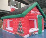 Snowhouse gonfiabile per natale